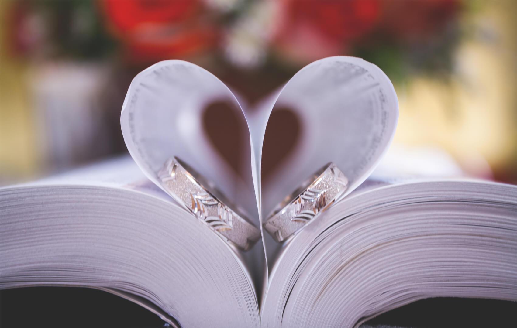 Matrimonio Simbolico Libretto : Libretto matrimonio le parole che restano per sempre yvaine